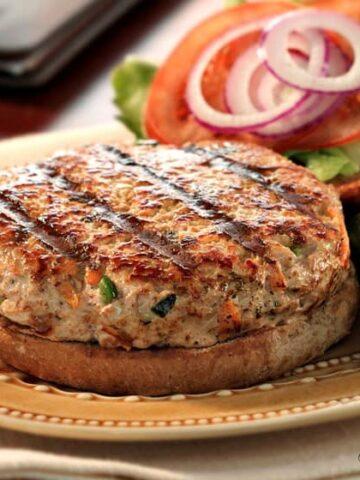 turkeyburgerpic 360x480 - Better than Beef Turkey Burgers