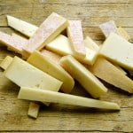 Tip!  Flavor Soups with Cheese Rind