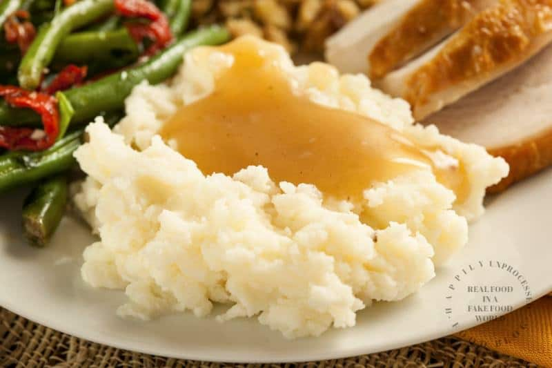mashed potatoes1 - Perfectly Mashed Potatoes ~ Everytime!