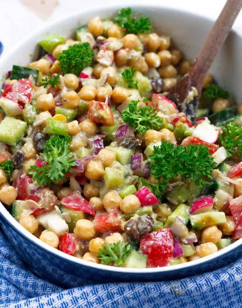 5-plant-based-salads-spring-no-oil