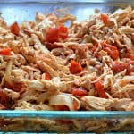 Shredded Mexican Chicken