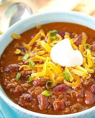 chili easy delicious