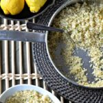 lemon quinoa2pic 150x150 - Lemon Quinoa