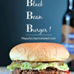 black bean burgerpic2 150x150 - Smoky Coffee Rubbed Burgers