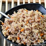 No Fail Simple Wild Rice Pilaf