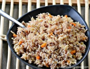Easy baked rice pilaf - failproof every time