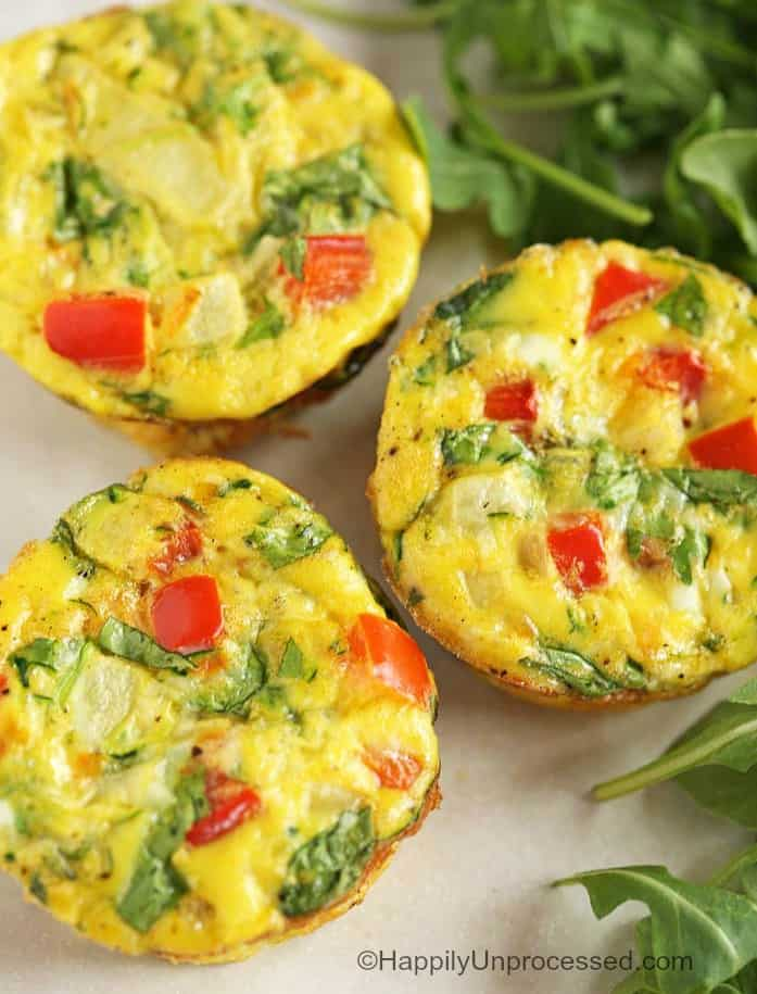 Breakfast egg muffins happily unprocessed i watched a youtube video the other day by dr barnard i first heard of him a few years ago when i bought his book about reversing diabetes forumfinder Images
