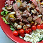steak salad 3pic.jpg 150x150 - Weeknight Marinated Flank Steak