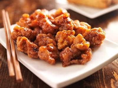 pf changs - Sensational Sesame Chicken (30 Minutes~1 Skillet)