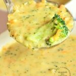 broccoli cheese souppic 150x150 - Creamy Cheddar & Broccoli Orzo