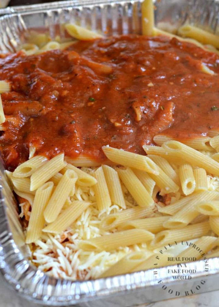 baked ziti2pic.jpg 720x1009 - How to Make a Killer Baked Ziti