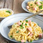 Ham tetrazzini 1.jpg 150x150 - One Pot Lemon Pepper Chicken with Garlic Parmesan Risotto