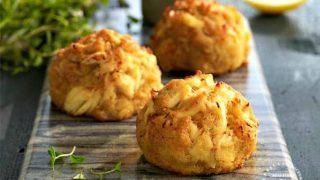 Fresh Jumbo Lump Maryland Crabcakes Happily Unprocessed