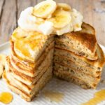 banana pancakes 3pin 150x150 - 4 Ingredient Fluffy Banana Pancakes