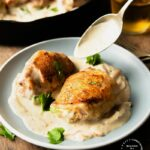 Chicken Thighs in Dijon Sauce 3 150x150 - Chicken Thighs in a Creamy Dijon Mustard Sauce