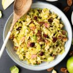 shaved brussel sprout salad 2 150x150 - Vibrant Summer Four Bean Salad