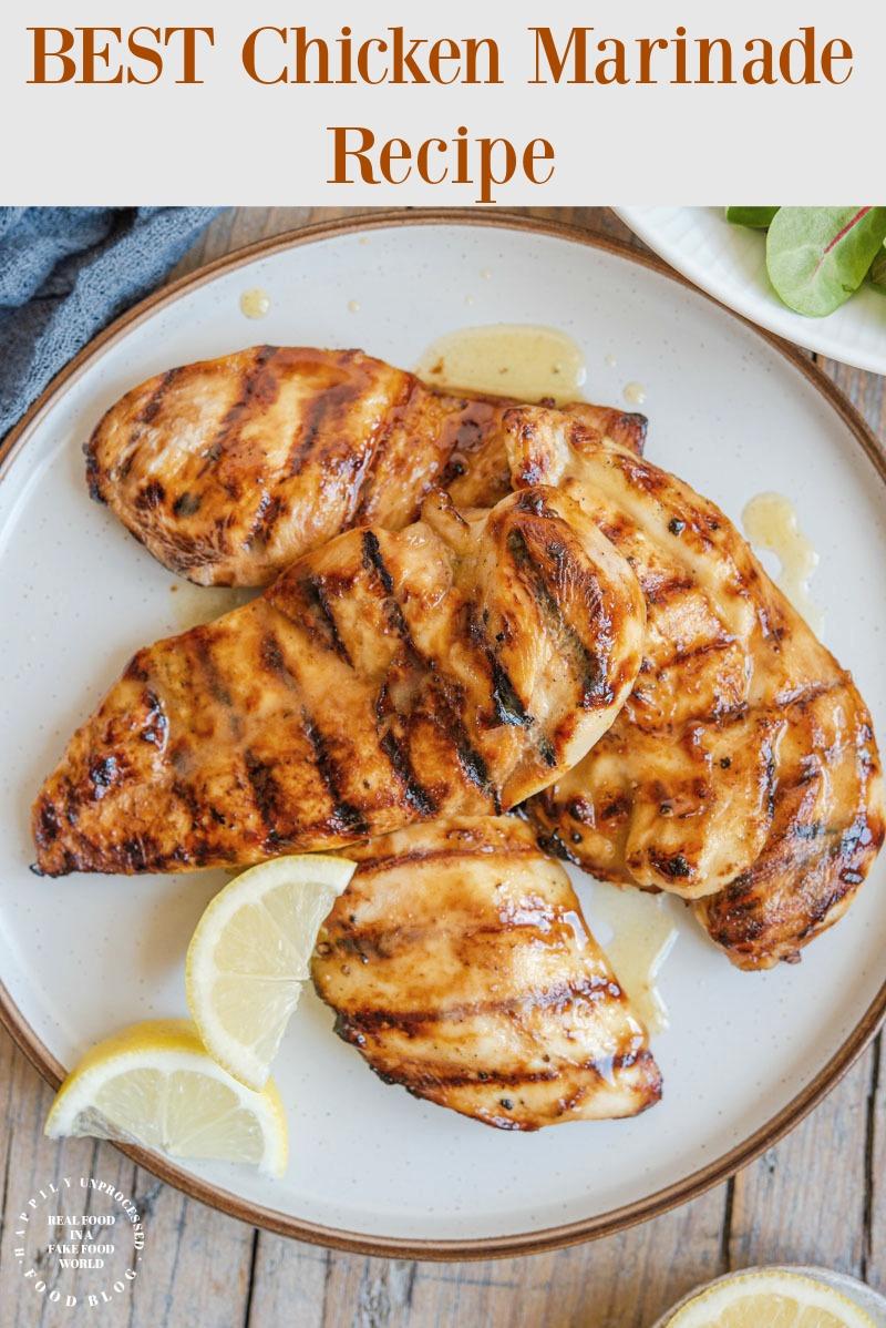 BEST Grilled chicken marinade pin1.jpg - Best Grilled Chicken Marinade