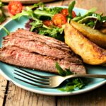 flank steak 1 crop 150x150 - Weeknight Marinated Flank Steak