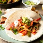 steak fajitas 2 150x150 - Caprese Steak Salad in a Reduced Balsamic Vinaigrette