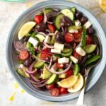 greek salad 150x150 - Delicious Greek Salad w/ Homemade Dressing