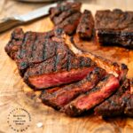 Coffee Rub Steak Full size 1 logo.jpg 150x150 - Weeknight Marinated Flank Steak