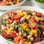 Summer Bean Salad 1.jpg 150x150 - Vibrant Summer Four Bean Salad