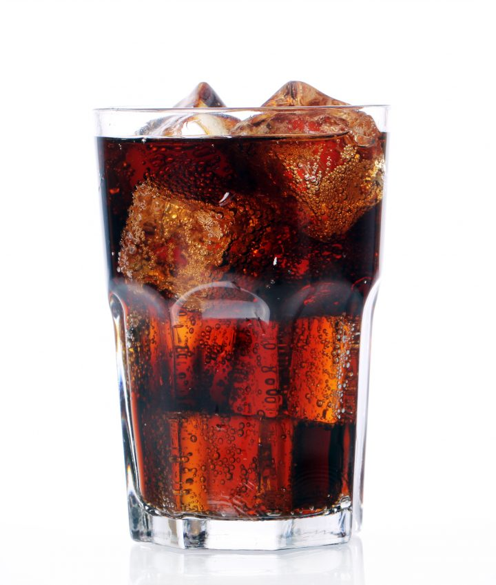 GLASS OF SODA 720x849 - 5 PROCESSED FOODS TO AVOID - NOW!