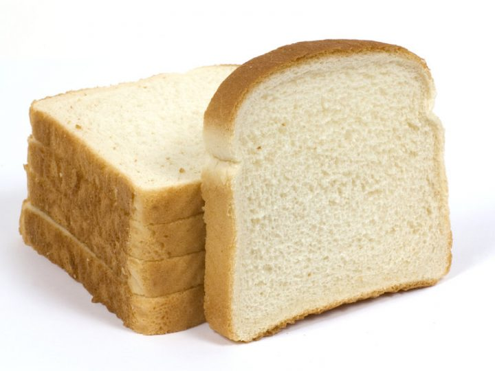 WHITE BREAD 720x540 - 5 PROCESSED FOODS TO AVOID - NOW!