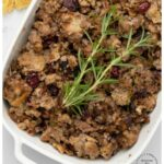 SLOW COOKER STUFFING WITH SAUSAGE CRANBERRIES PECANS PIN.jpg 150x150 - Slow Cooker Stuffing with Sausage, Cranberry & Pecans