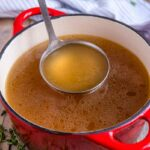 Crock Pot Turkey Stock.jpg 150x150 - Nourishing Turkey Bone Broth (in slowcooker)