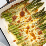 Baked Cod crop 150x150 - Roasted Asparagus with Garlic and Mozzarella