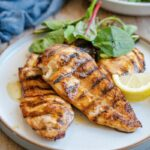 Best Grilled chicken marinade feature 150x150 - Delicious Greek Salad w/ Homemade Dressing
