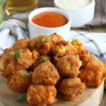 Happily Unprocessed Air Fryer Buffalo Cauliflower Bites 3.jpg 150x150 - AirFryer Buffalo Cauliflower Bites