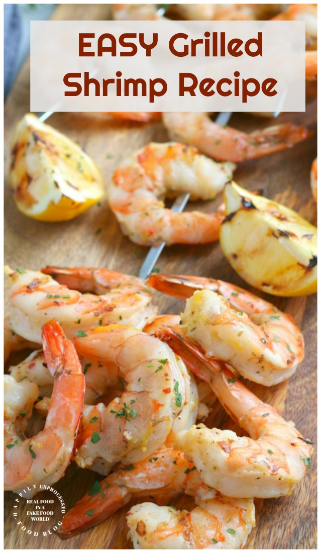 EASY GRILLED SHRIMP RECIPE pina.jpg - Easy Grilled Shrimp Recipe