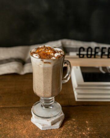 Pumpkin Latte copycat Starbucks