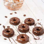 Almond Flour Donuts with a Chocolate Glaze 150x150 - Irresitible Gluten Free Almond Flour Chocolate Cake