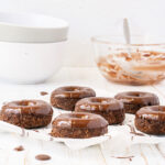 Almond Flour Donuts with a Chocolate Glaze are super healthy and delicious 150x150 - Almond Flour Chocolate Glazed Donuts