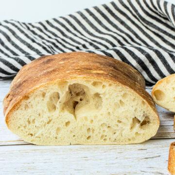 Homemade-Italian-Ciabatta-bread-with-step-by-step-instructions-homemadebread-italianbread