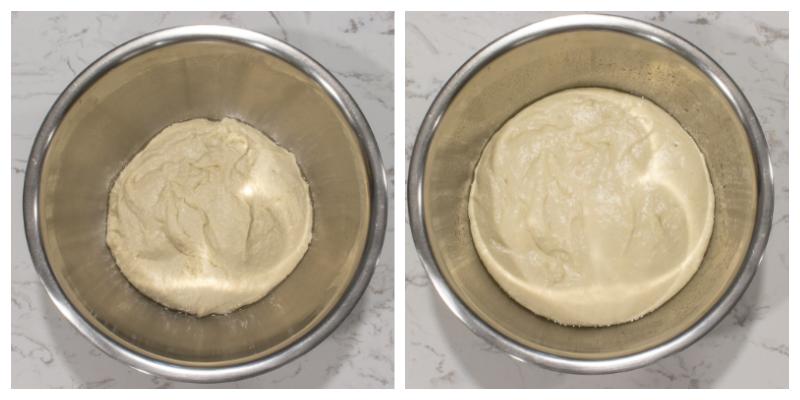 How to make Italian Ciabatta Bread Steps 12 13 - Homemade Italian Ciabatta Bread (with step by step instructions)