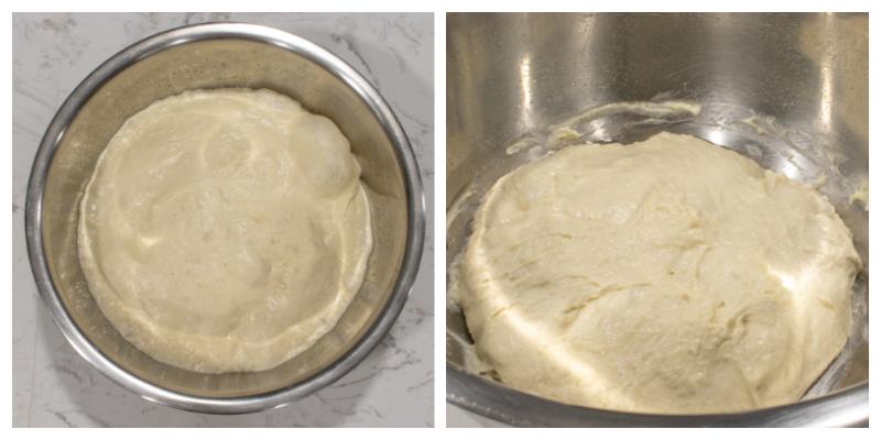 How to make Italian Ciabatta Bread Steps 17 18 - Homemade Italian Ciabatta Bread (with step by step instructions)
