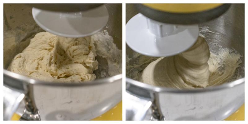 How to make Italian Ciabatta Bread Steps 9 10 - Homemade Italian Ciabatta Bread (with step by step instructions)
