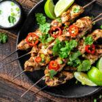 Grilled jerk Chicken recipe with cilantro ranch 150x150 - Best Grilled Chicken Marinade