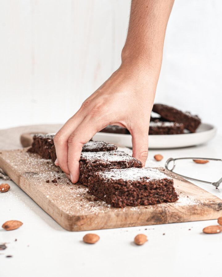 Healthy Zucchini Brownies 720x900 - Irresistible Healthy Chocolate Zucchini Brownies
