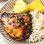 Homemade BBQ Huli Huli Chicken with pineapple and white rice 150x150 - Huli Huli Chicken