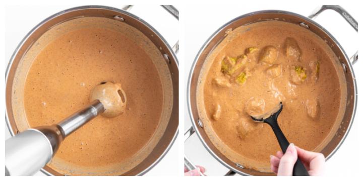 How to make Indian Butter chicken sauce 720x360 - Indian Butter Chicken