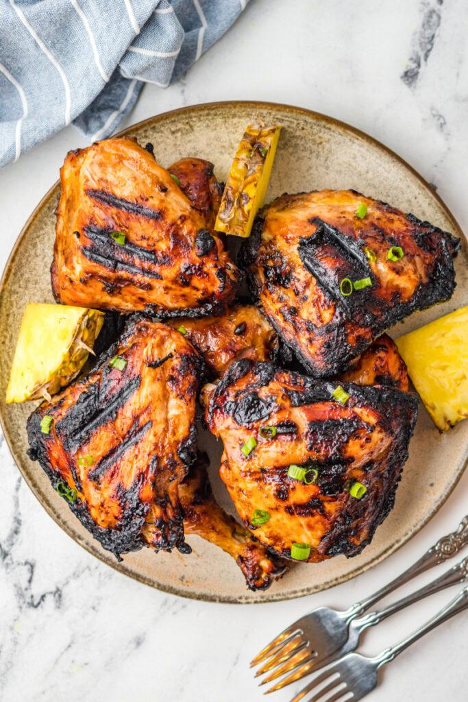 Huli Huli BBQ chicken with pineapple 683x1024 - Huli Huli Chicken