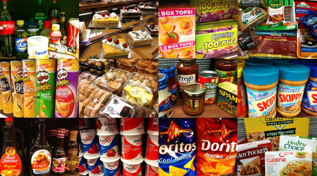foods with hfcs in them - High Fructose Corn Syrup