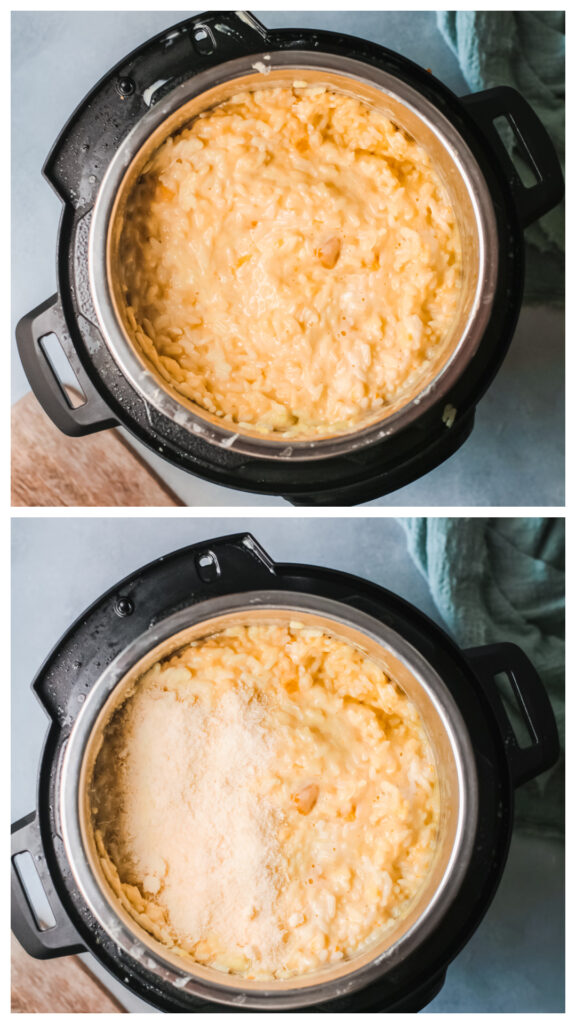 How to make Pumpkin risotto in the instant pot is easy to do 576x1024 - Instant Pot Pumpkin Risotto