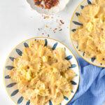 farfalle in a creamy pumpkin alfredo sauce 150x150 - Farfalle in a Creamy Pumpkin Sauce
