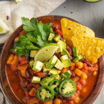VEGETARIAN SMOKY CHILI BEANS 2 150x150 - Welcome to our Food Blog!